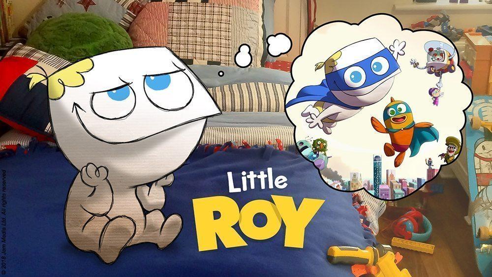 Jam Media - Little Roy Irish animation