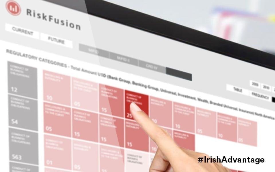 Corlytics Irish fintech regtech
