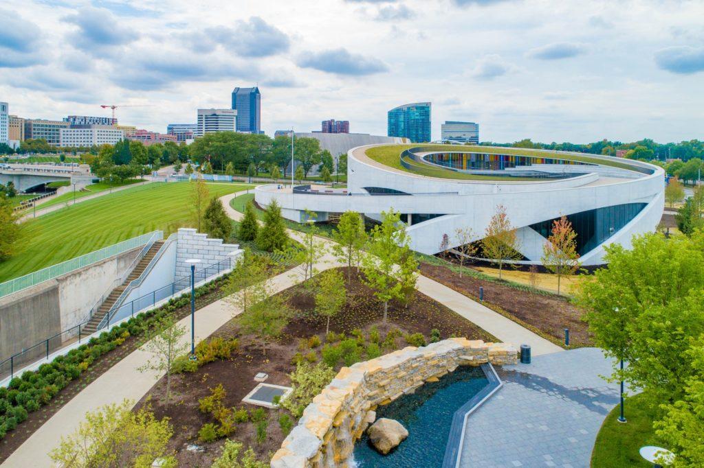 National Veterans Memorial and Museum Landscape