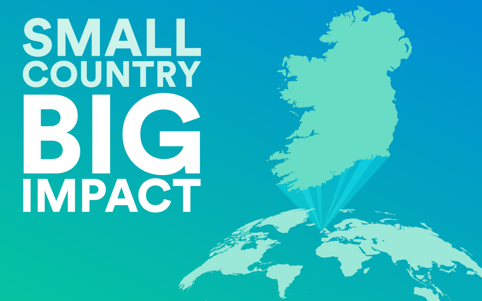 How one small country is making a global impact